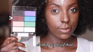 bridal makeup tutorial for dark skin you