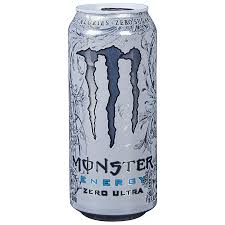 monster energy can png. Delighful Energy Monster Ultra Zero Energy Drink On Can Png G