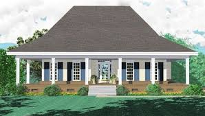 one story house plans with porch. One Story 3 Bedroom, 2 Bath Southern Country Farmhouse Style House Plan : Plans, Floor Home It At HousePl. Plans With Porch A