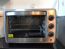 Lò nướng để bàn Electrolux EOT30MXC sản xuất Trung Quốc lò nướng lò nướng  điện lò nướng điện đa năng lò nướng mini lò nướng bánh lò nướng lock and  lock lo