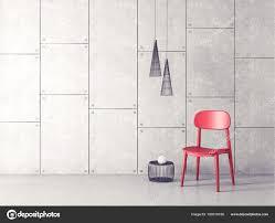Moderne Woonkamer Scandinavisch Interieur Design Meubels Illustratie