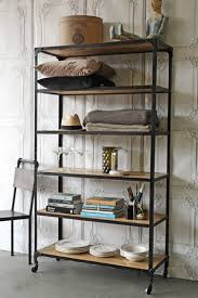 Elegant Industrial Kitchen Shelving Units Tati Back Industrial Shelving  Unit For The Home Pinterest