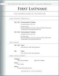 My Perfect Resume Free Simple My Perfect Resume Free A Good Resume Example