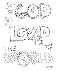 John 3 Coloring Sheet Page Best Of List Synonyms And Antonyms The