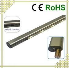 battery operated led closet rod wf rod box led closet rod led wardrobe light led rail cabinet light on en ofweek com