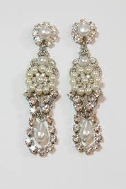 pearl chandelier earrings lovely in home decor ideas with pearl chandelier earrings