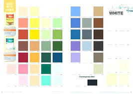 Rustoleum Oil Based Paint Colors Oil Based Paint Color Chart
