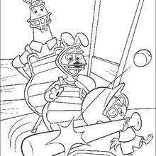 Small Picture Chicken little 24 coloring pages Hellokidscom