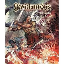 Pathfinder: Runescars - By F Wesley Schneider (Hardcover) : Target
