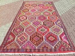 view in gallery area rug stars design kilim turkish modern rugs for the hottest trend vintage afghan area rug