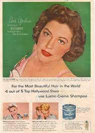 authentic 1950s makeup history and tutorial