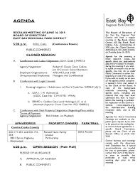 Board Meeting Agenda Sample Template Free Download