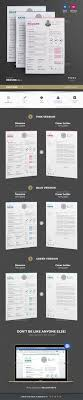 Clean Resume Vol 5 Creative Cv Business Design And Business Cards