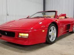 What is the body type, ferrari 348 spider? Ferrari 348 Spider Market Classic Com