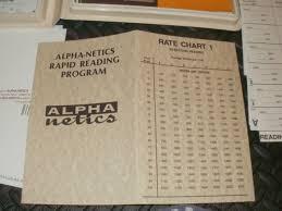 Alphanetics Alpha Netics Super Rapid Reading Program Owen Skousen Audio Book Kit