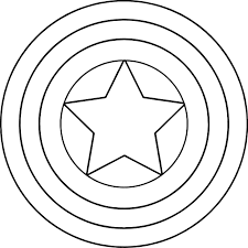 Shield Coloring Pages – Barriee