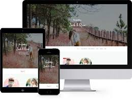 Wedding Website Template Unique Nuptial Free Wedding HTML48 Template Using Bootstrap