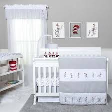 Image is loading Trend-Lab-Dr-Seuss-New-Fish-Baby-Nursery-