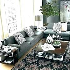 grey couch accent colors charcoal grey couch decorating gray couch blue rug charcoal grey couch decorating