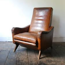 amazing modern leather recliner