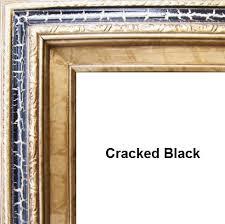 black wood frame. 3 Inch Deluxe Wood Frames: 30X40 Black Frame