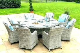 outdoor setting round outdoor table setting round outdoor settings full size of grey buff faux outdoor setting