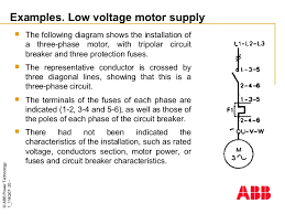electrical diagrams1 wiring diagrams 20 ©abbpowertechnology 1 114q07 20 examples low voltage motor