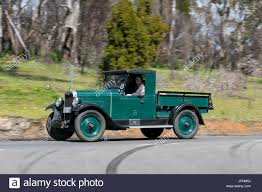 Vintage 1928 Chevrolet AB National Utility driving on country ...