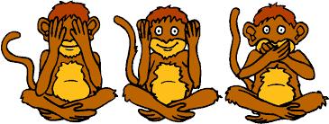 """Résultat de recherche d'images pour """"image gratuite libre de droit des trois petits singes"""""""