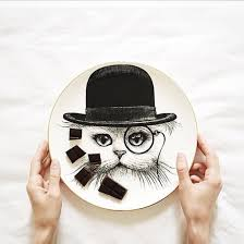 Small Picture Home accessory rory dobner cats hipster kitchen plate
