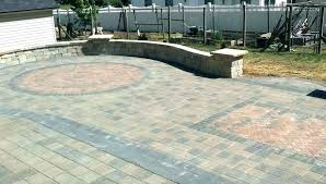 brick paver patio cost brick patio brick patio material cost estimated cost to install brick paver brick paver patio cost