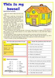 house description essay tesol builders unit descriptive essay real best images about rooms of a house english for 17 best images about rooms of a my home essay