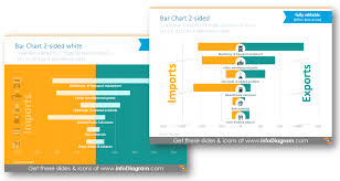 Bar Chart Colorful Background Financial Infographics Blog