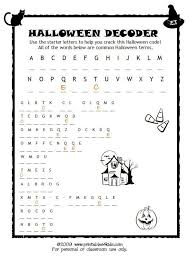 Compound Word Halloween Activities – Festival Collections