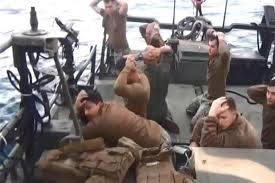 Image result for ایران در خلیج فارس آمریکا را تحقیر کرد