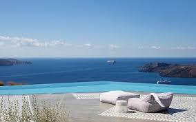 Infinity pools hotel Exotic Erosantorini Hotel The Telegraph The Most Amazing Hotel Infinity Pools In Santorini Telegraph Travel
