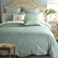 high quality duvet covers high quality bedding set embroidery style duvet cover bedspread bedding pillow cover
