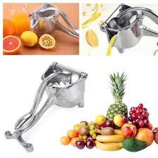 Máy ép trái cây hoa quả bằng tay làm nước rau củ cầm tay đa năng bằng hợp  kim mini nhỏ gọn tiện dụng