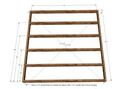 king size bed frame dimensions. Perfect Frame Inside King Size Bed Frame Dimensions B