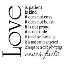 Love Is Kind Quote