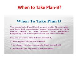 Can You Take Plan B With Regular Birth Control How Stop Unwanted Pregnancy With Plan B Unwanted 72
