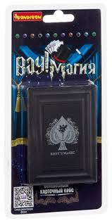 Купить <b>Набор для фокусов BONDIBON</b> Волшебный карточный ...