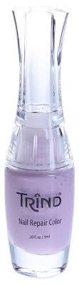TRIND <b>Укрепитель для ногтей</b> лиловый / Nail Repair Lilac (Color 5 ...