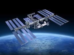 Nasa Iss International Space Station Infested By Mysterious