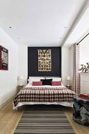 Extremely tiny bedroom Cute This Spare Room In Christine Van Der Hurds London Mews House Is Masterclass In Making Small Bedroom Visually Appealing Christine Has Filled This Room House And Garden Uk Small Bedroom Ideas Design And Storage House Garden
