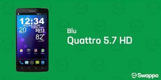 Buy Unlocked Blu Quattro 5.7 HD - Swappa