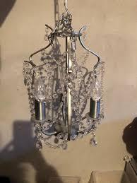 Silberner Kronleuchter Inkl Glühbirnen In 10715 Berlin Für
