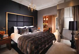Flemings Mayfair London Luxury Serviced Apartments - Luxury apartment bedroom