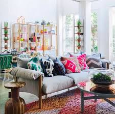 inspiring bohemian living room designs