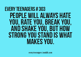 Quotes About Teenagers